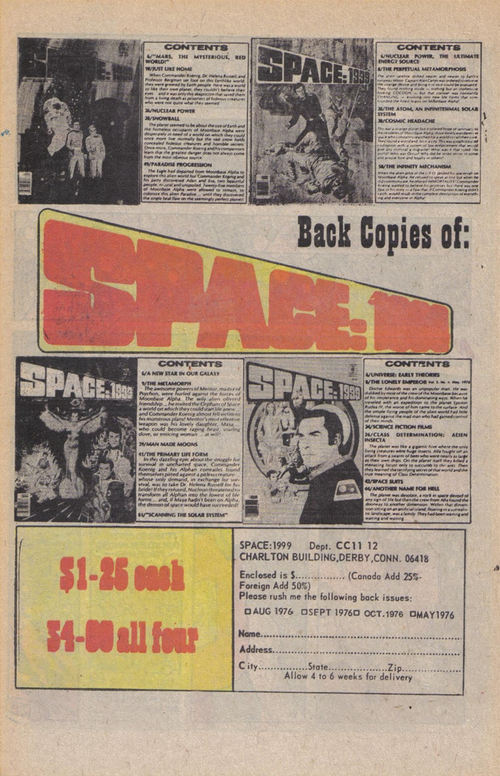 Read online Doomsday   1 (1975) comic -  Issue #10 - 29