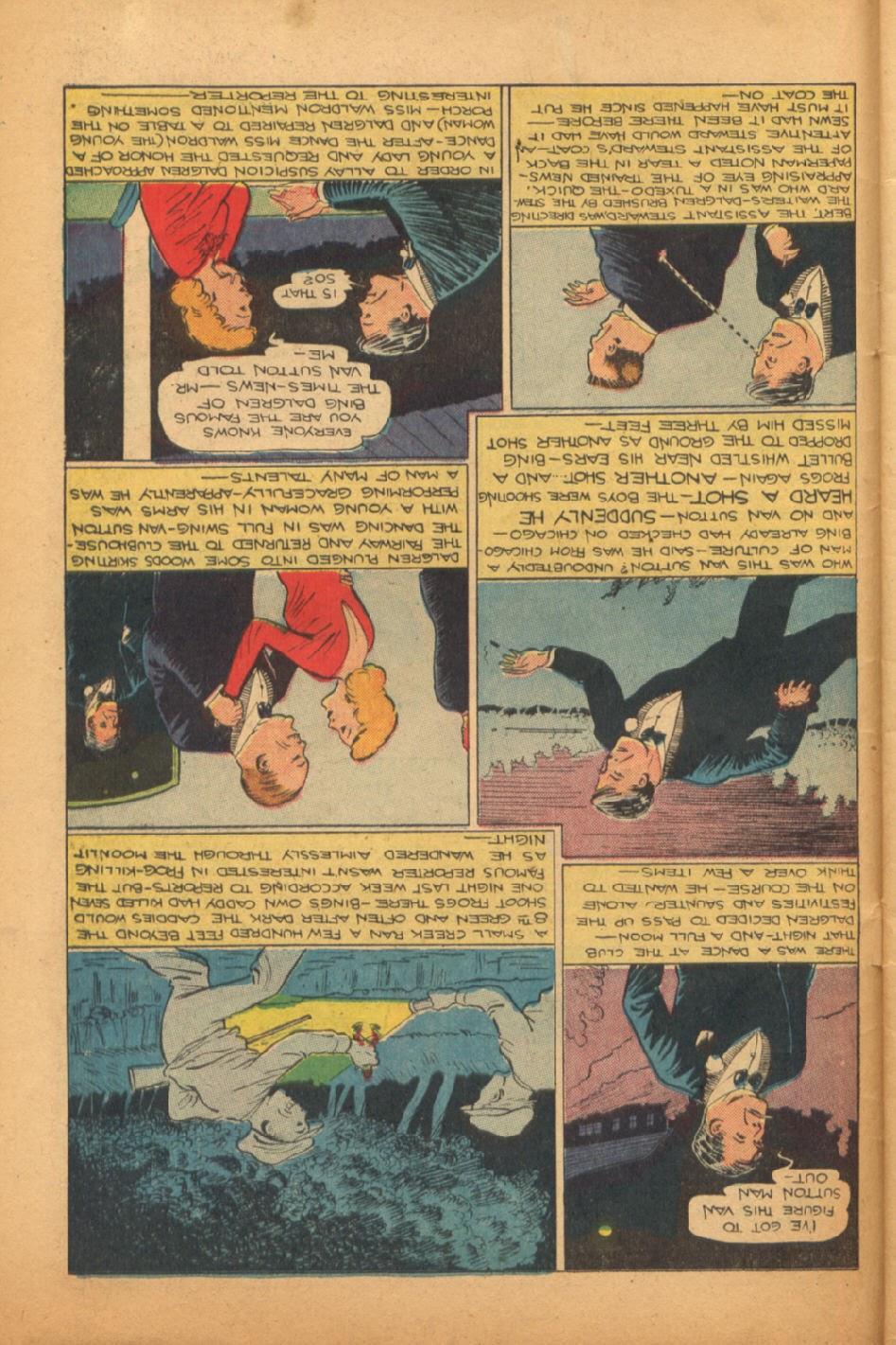 Read online Super-Magician Comics comic -  Issue #54 - 38