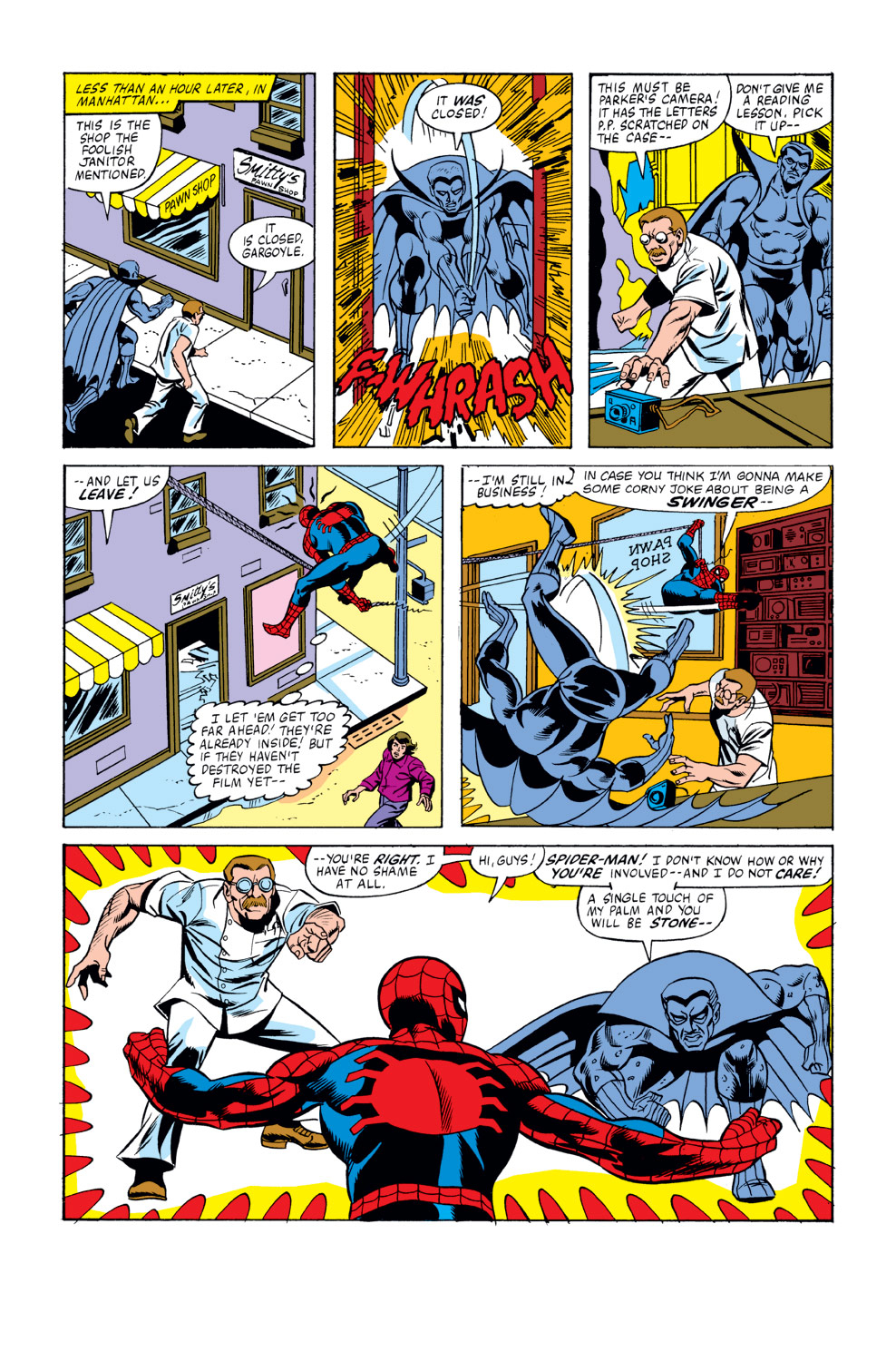 The Amazing Spider-Man (1963) 219 Page 18