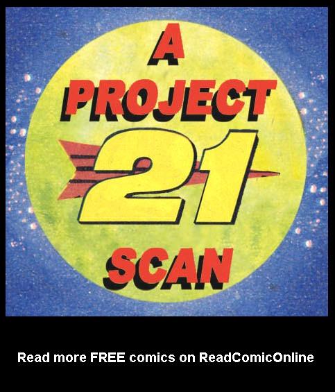 Read online TV Century 21 (TV 21) comic -  Issue #43 - 20