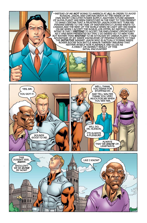 Read online Alpha Flight (2004) comic -  Issue #10 - 17