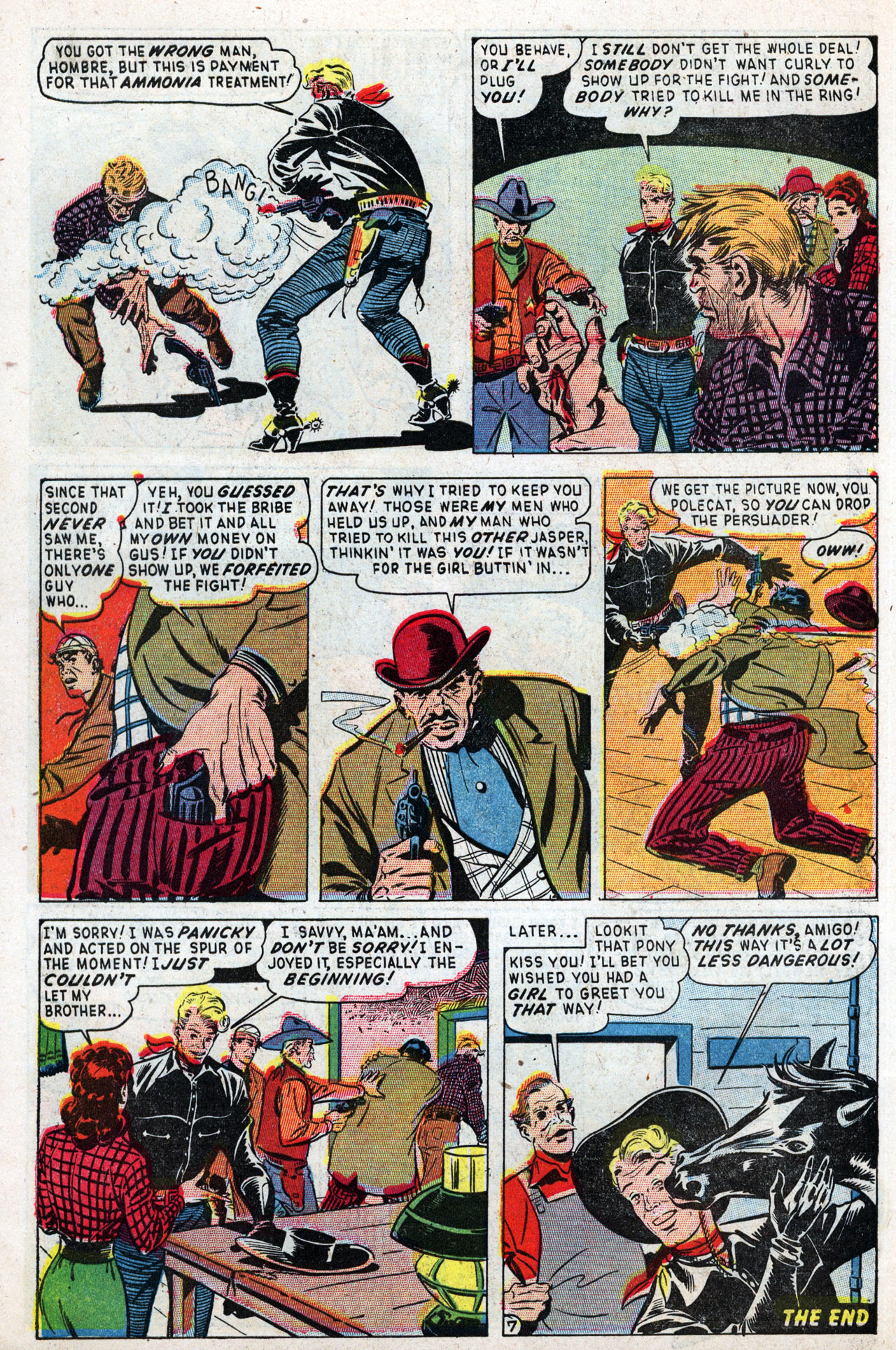 Read online Two-Gun Kid comic -  Issue #3 - 28