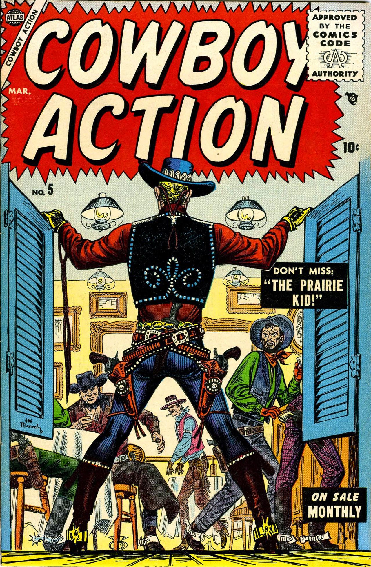 Cowboy Action 5 Page 1