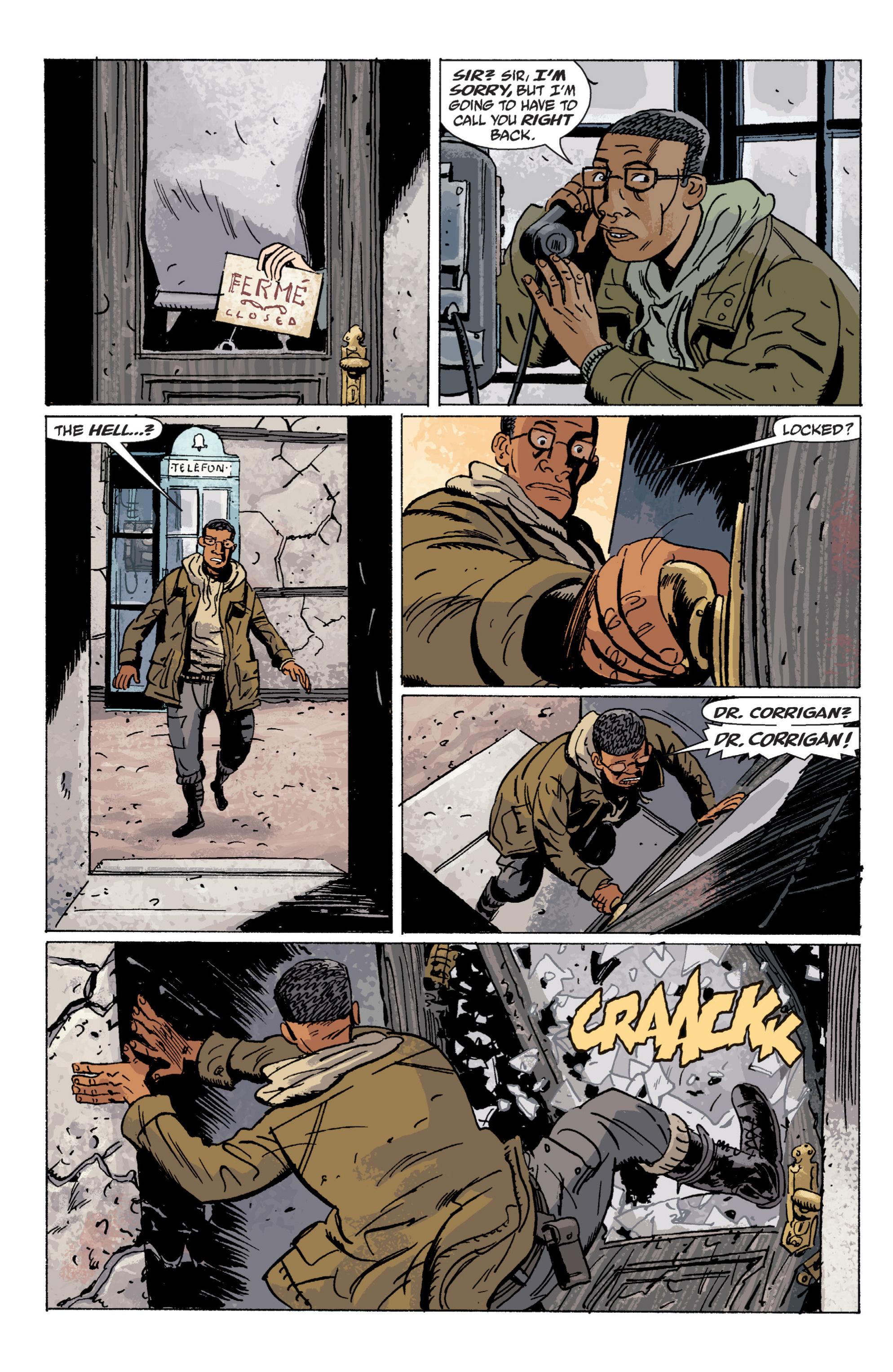 Read online B.P.R.D. (2003) comic -  Issue # TPB 6 - 31