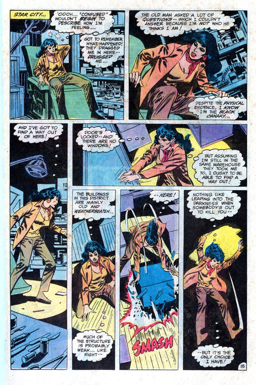 Read online Wonder Woman (1942) comic -  Issue #308 - 20
