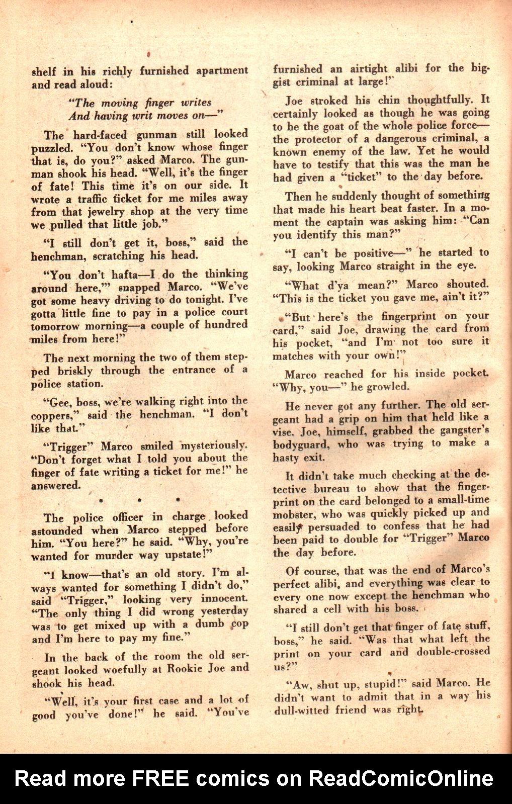 Comic Cavalcade issue 21 - Page 58