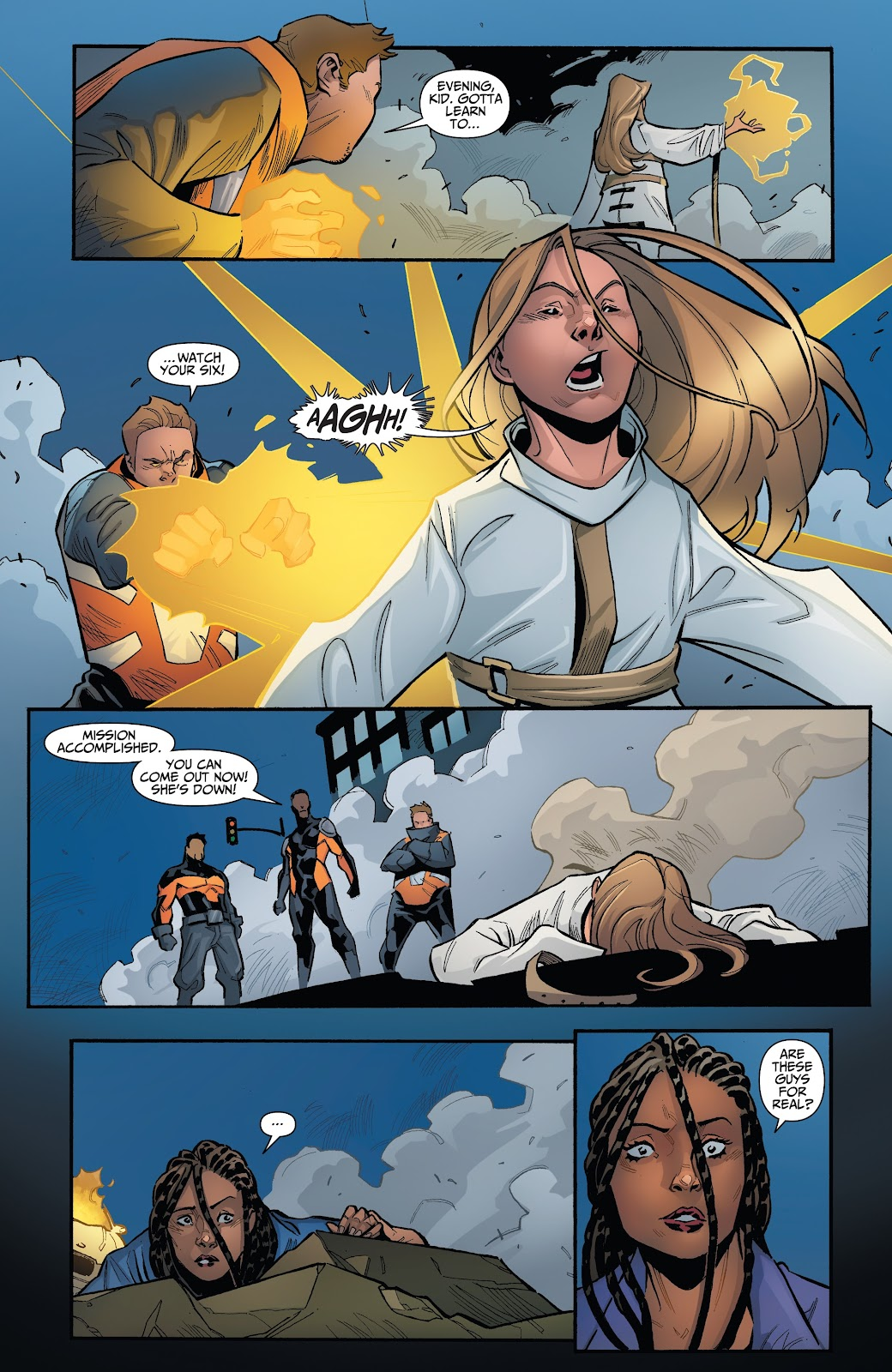 Read online Incidentals comic -  Issue #15 - 24