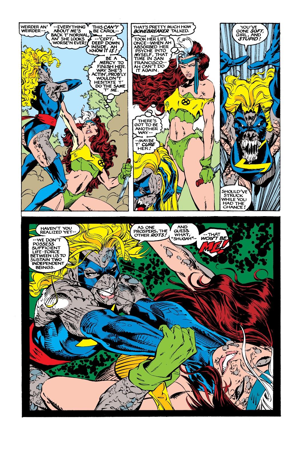 Uncanny X-Men (1963) issue 269 - Page 19