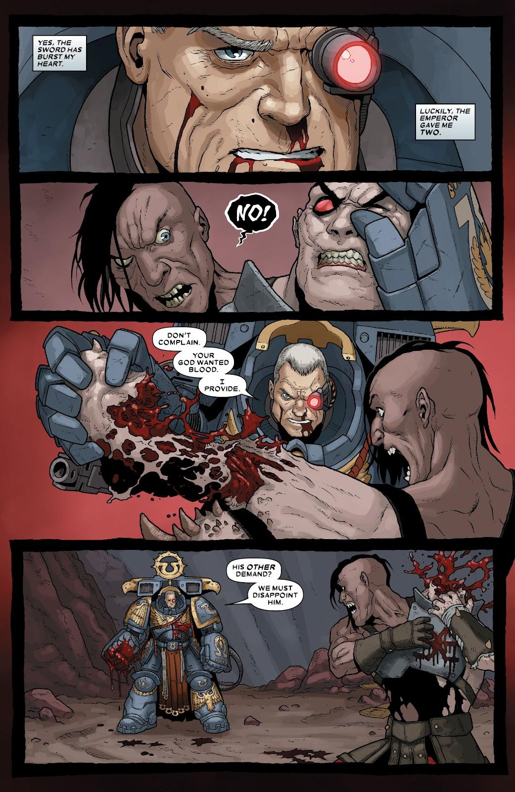 Warhammer 40,000: Marneus Calgar issue 5 - Page 17