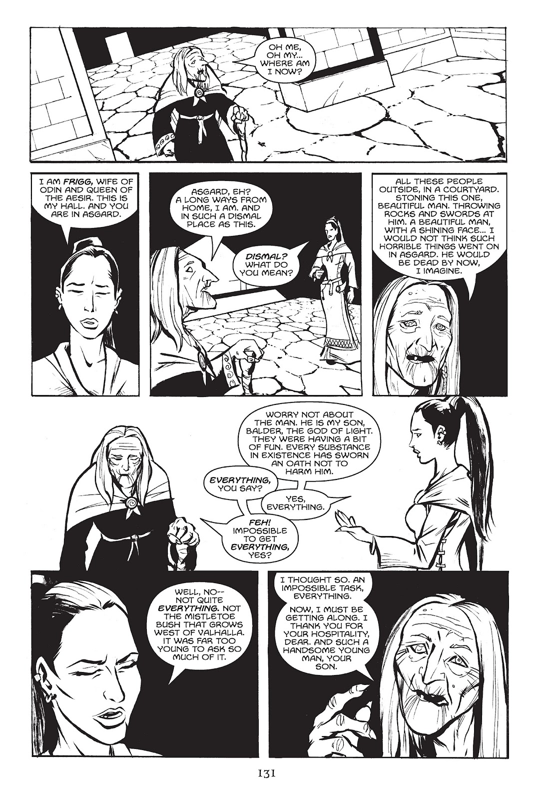 Read online Gods of Asgard comic -  Issue # TPB (Part 2) - 33