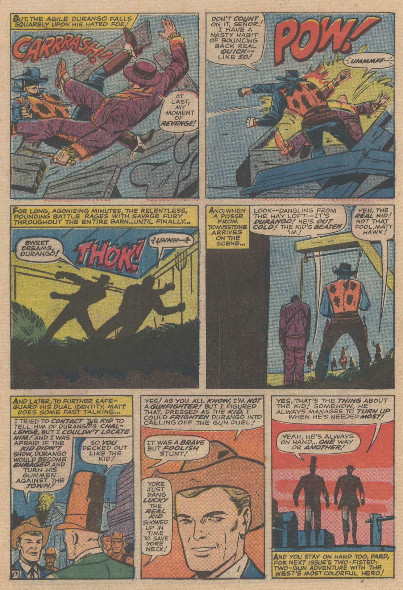 Read online Two-Gun Kid comic -  Issue #83 - 22
