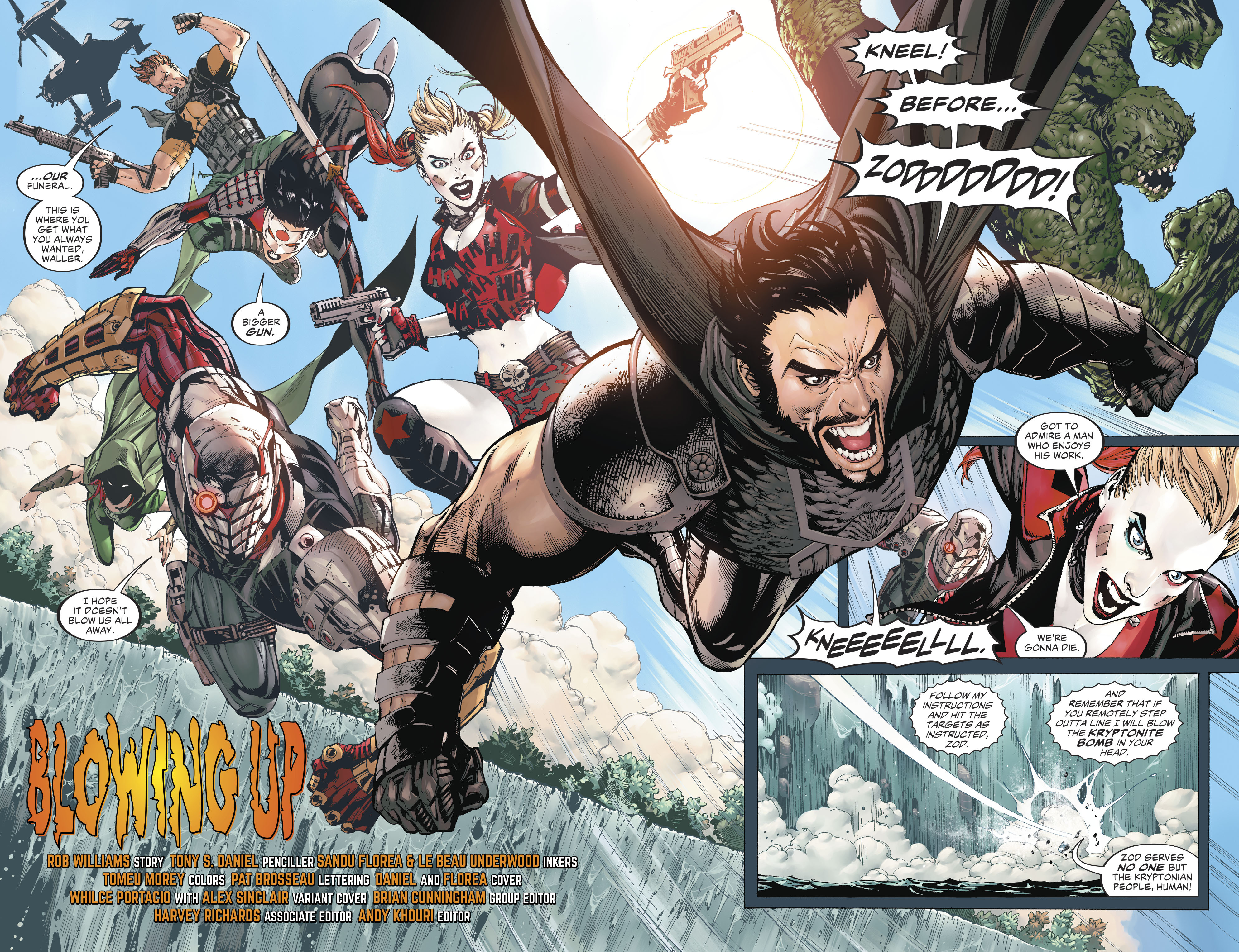 Read online Suicide Squad (2016) comic -  Issue #17 - 5