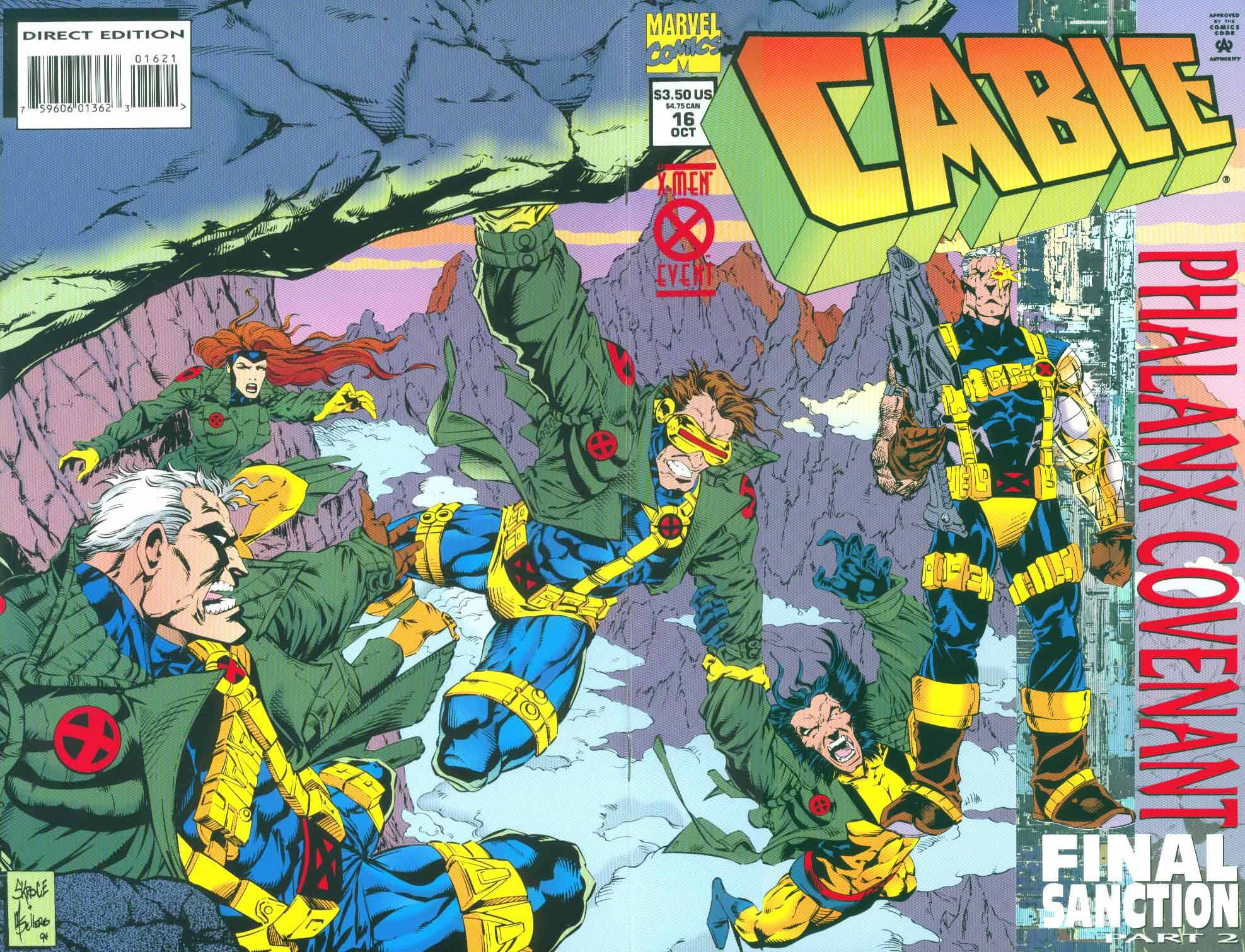Cable (1993) 16 Page 1