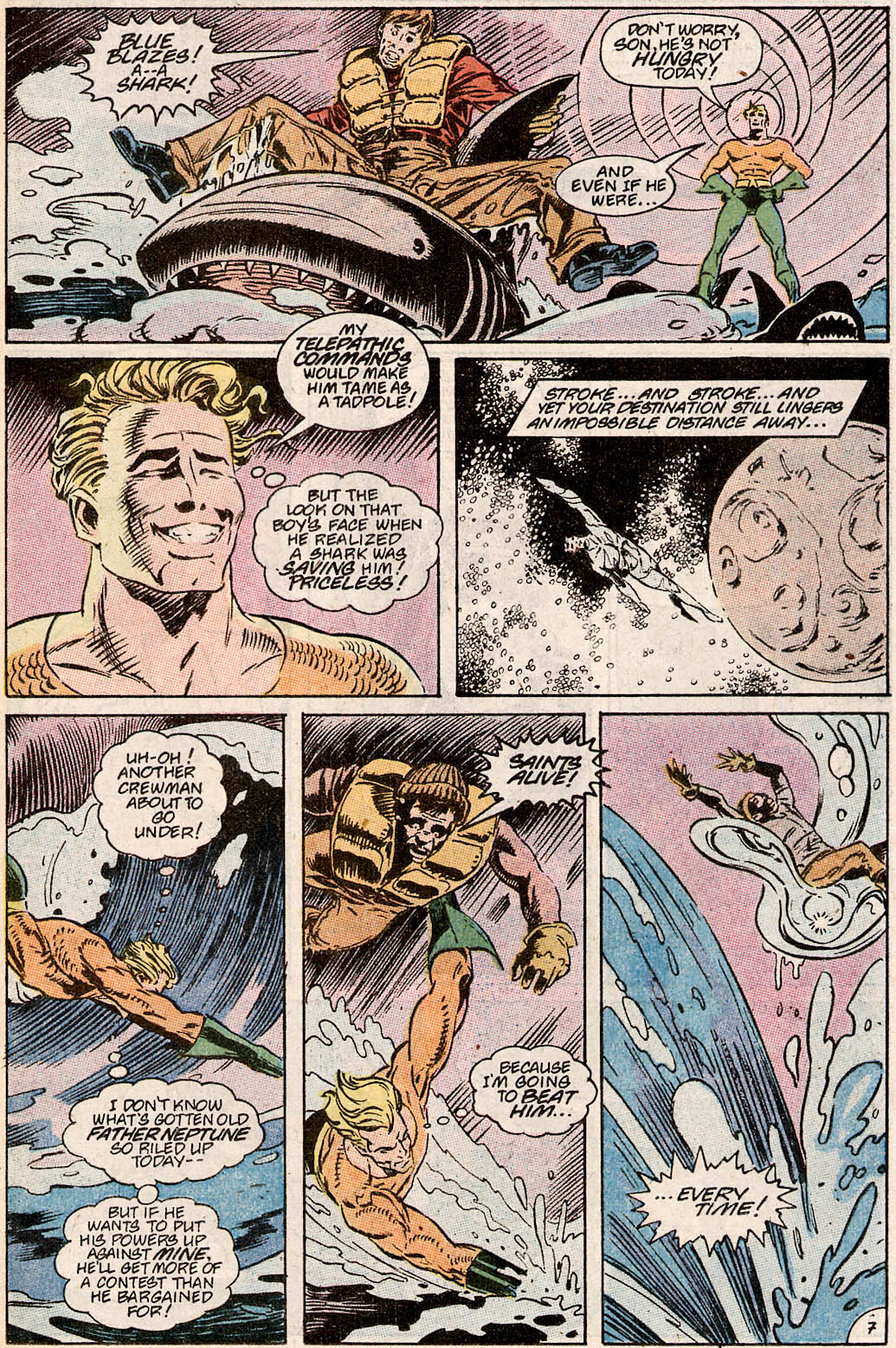 Read online Aquaman Special comic -  Issue #Aquaman Special Full - 9