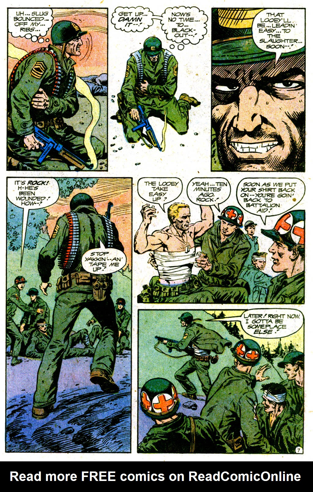 Read online Sgt. Rock comic -  Issue #334 - 10