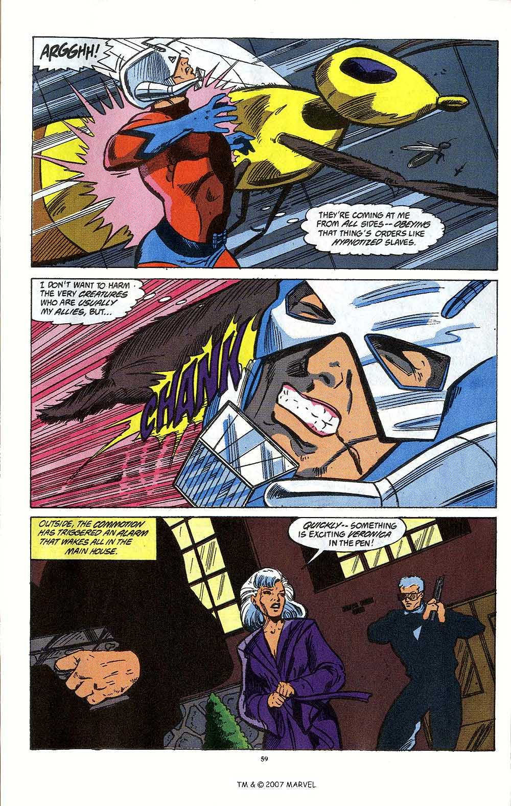 Iron Man Annual issue 12 - Page 61