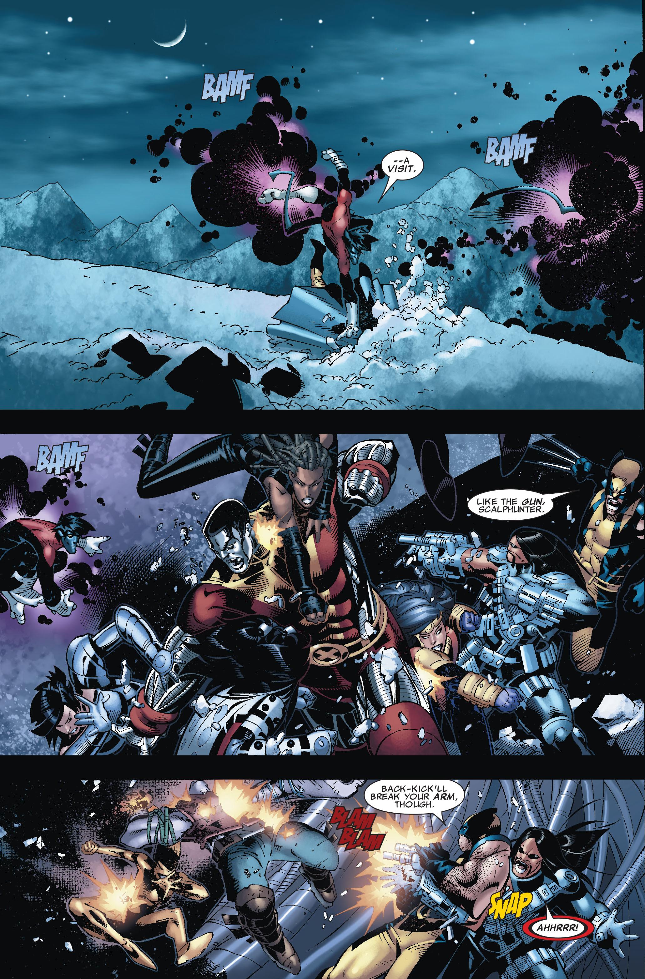 X-Men (1991) 205 Page 7