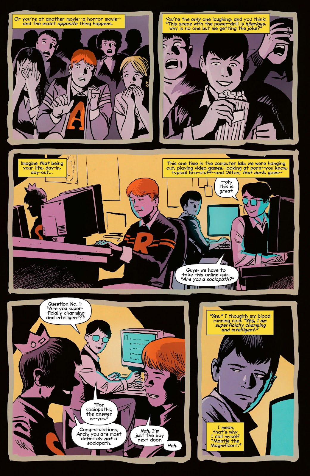 Afterlife with Archie issue 9 - Page 9