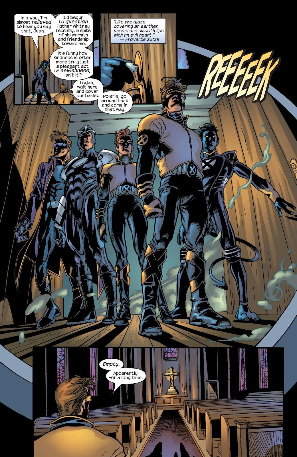 Uncanny X-Men (1963) issue 423 - Page 21