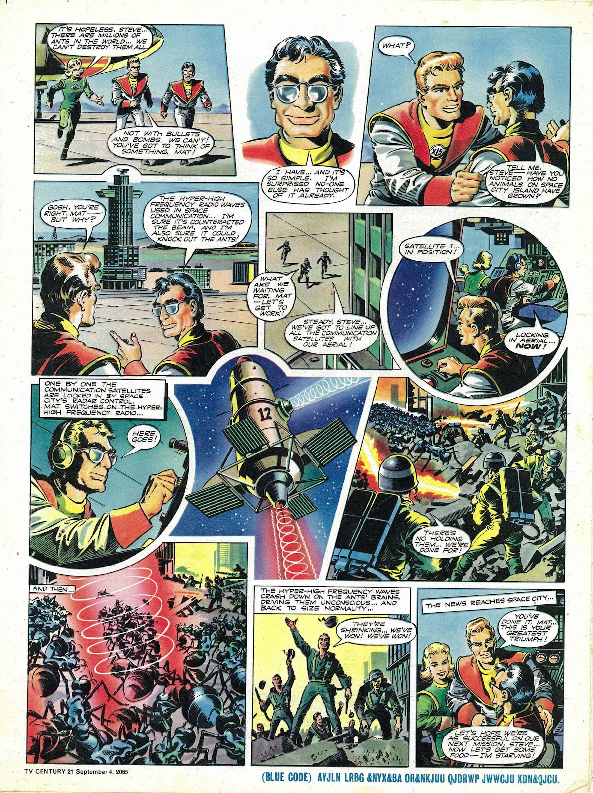 TV Century 21 (TV 21) issue 33 - Page 5