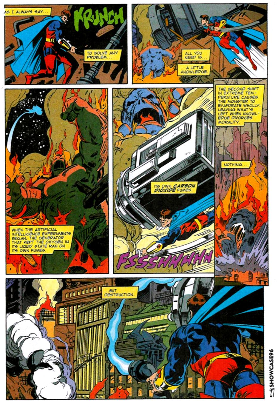 Read online Showcase '96 comic -  Issue #10 - 28