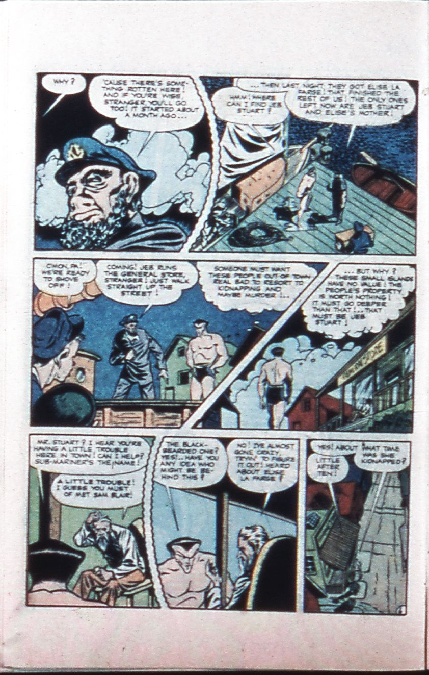 Marvel Mystery Comics (1939) issue 64 - Page 20