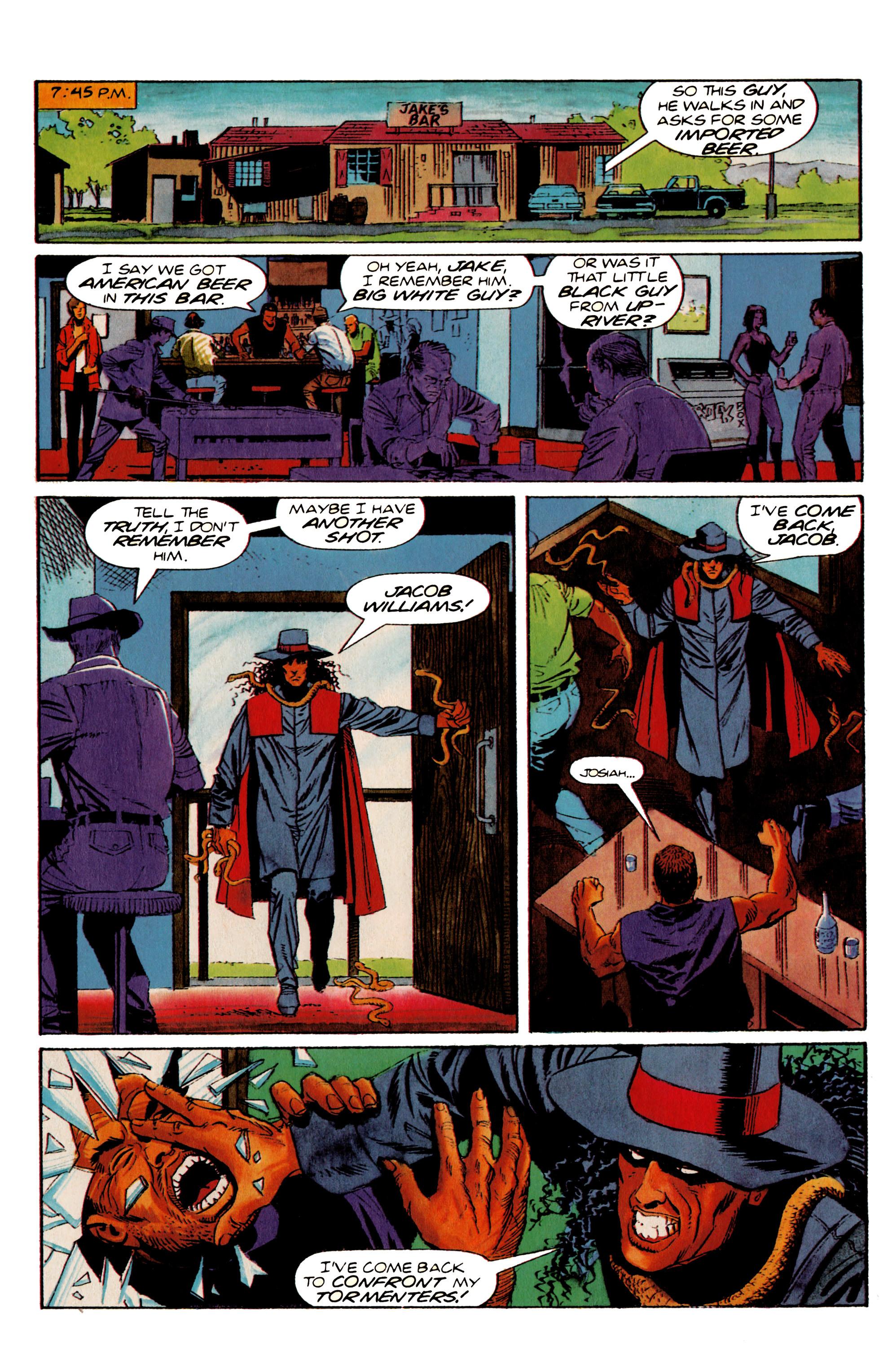 Read online Shadowman (1992) comic -  Issue #20 - 12