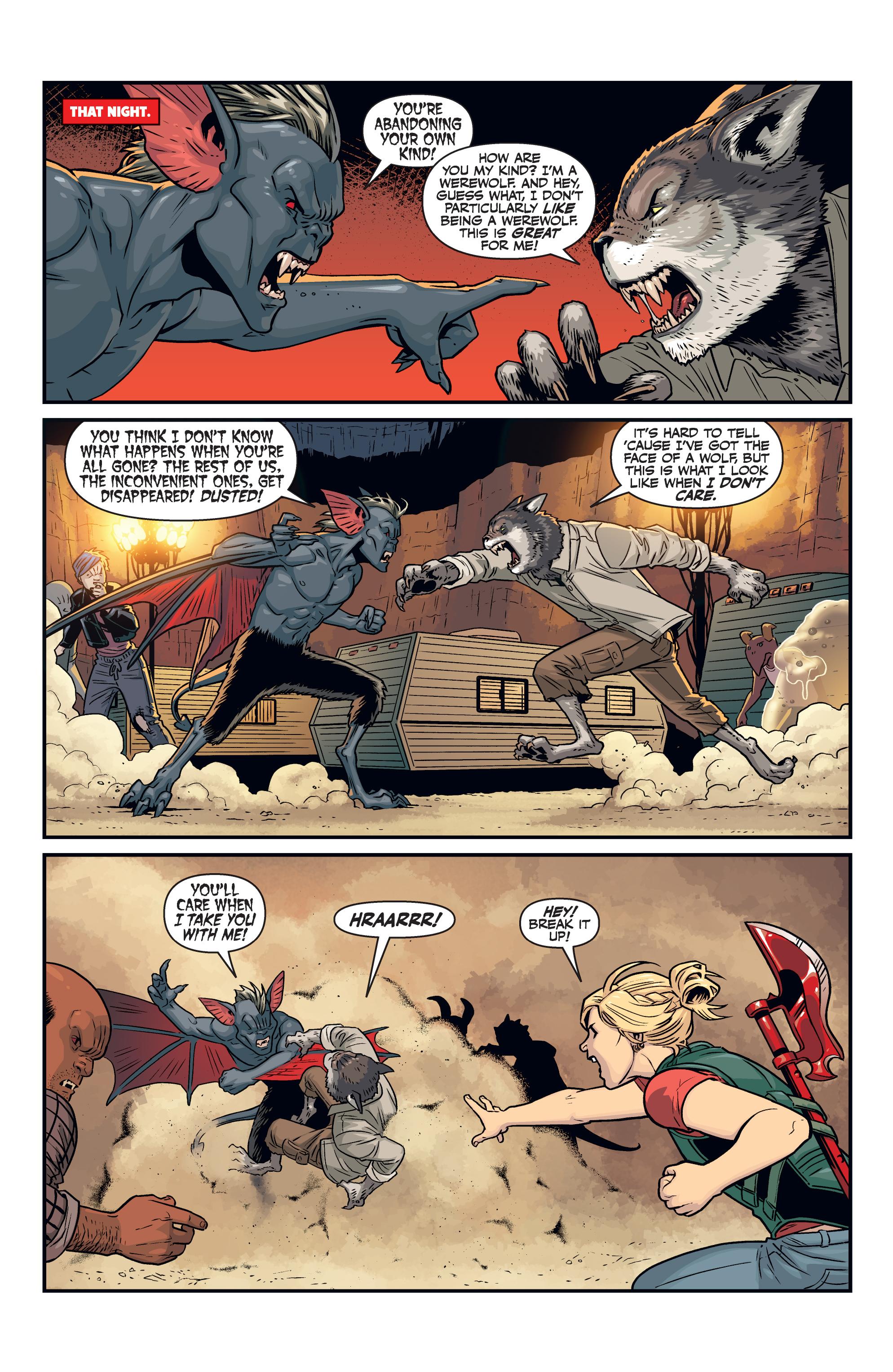 Read online Buffy the Vampire Slayer Season 11 comic -  Issue #7 - 15