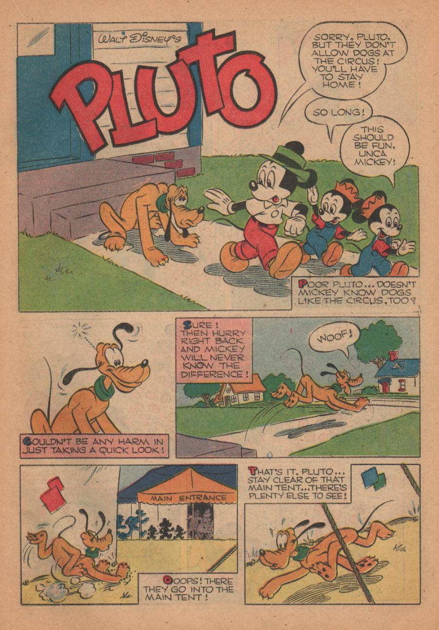 Walt Disney's Comics and Stories issue 194 - Page 19