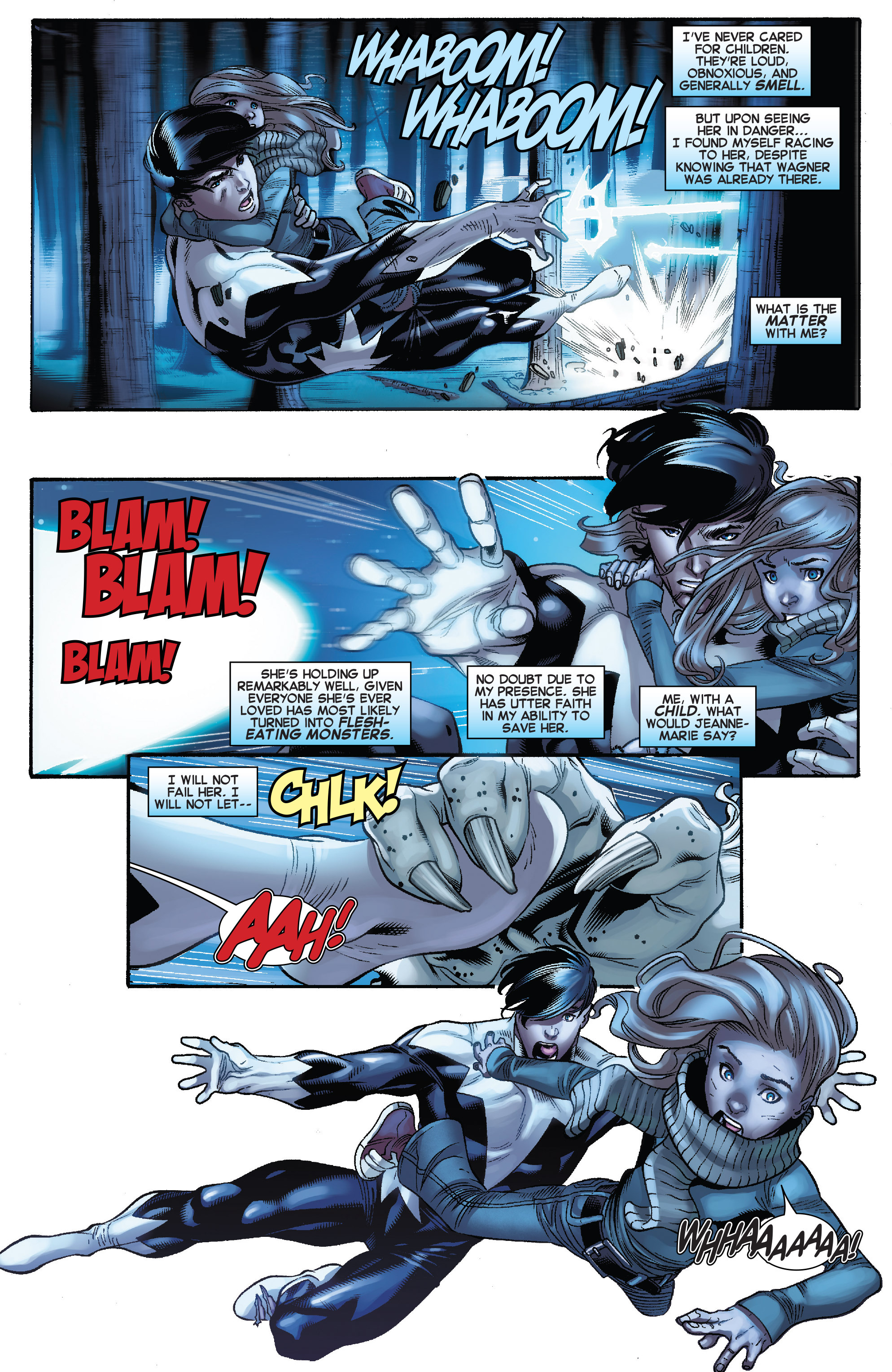 Read online Amazing X-Men (2014) comic -  Issue #10 - 10