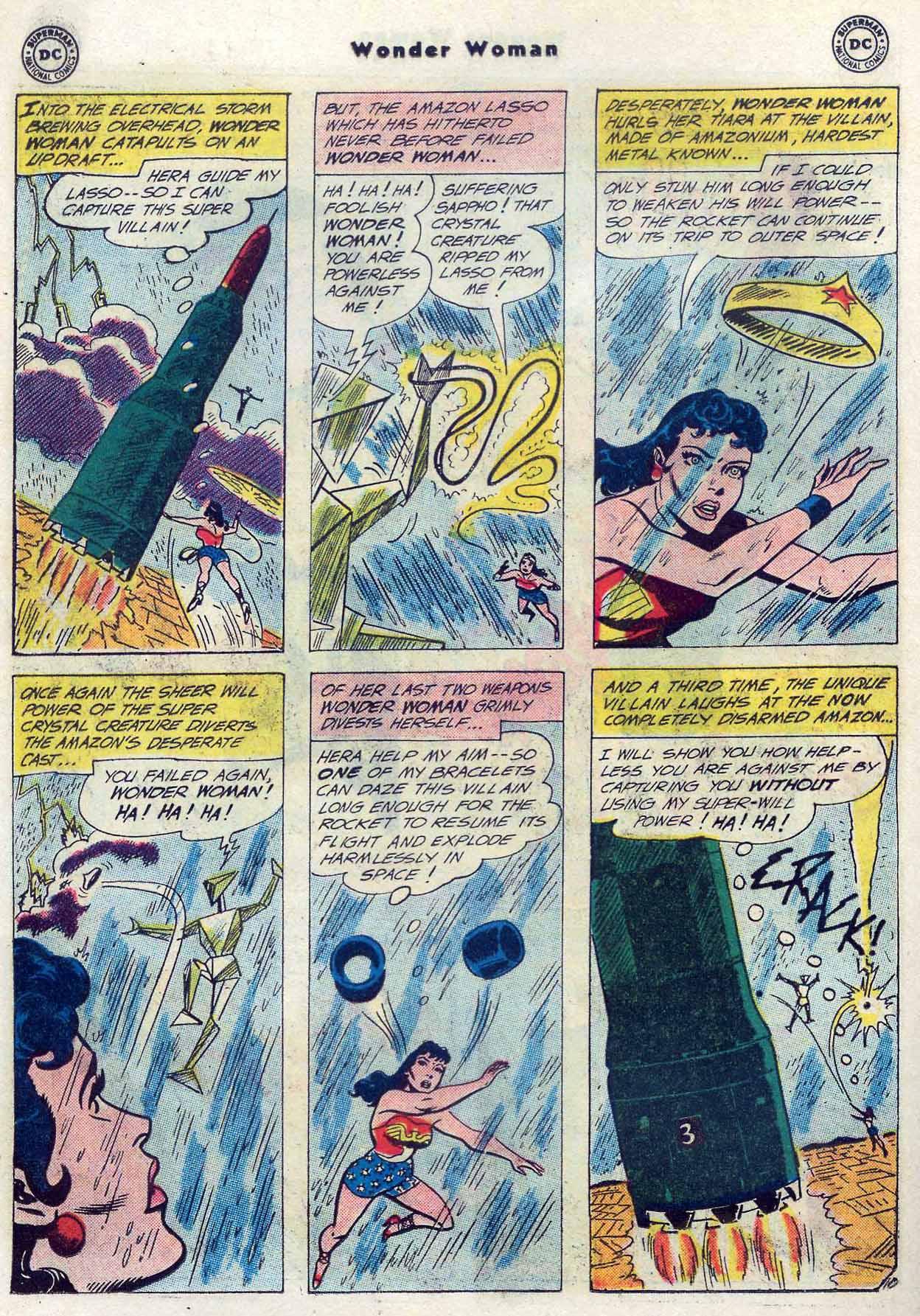 Read online Wonder Woman (1942) comic -  Issue #116 - 30