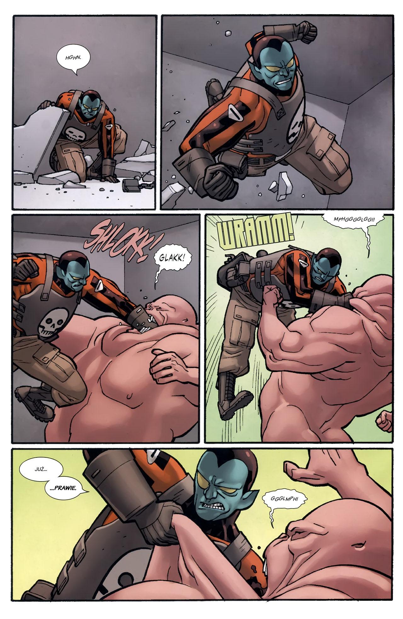 Read online Destroyer comic -  Issue #1 - 19