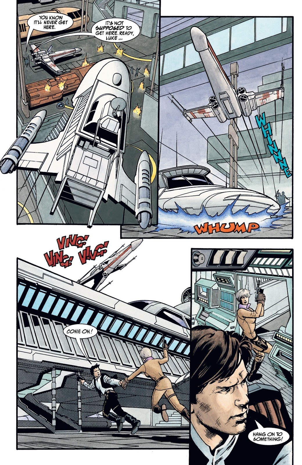 Read online Star Wars Legends: The New Republic - Epic Collection comic -  Issue # TPB 4 (Part 2) - 86