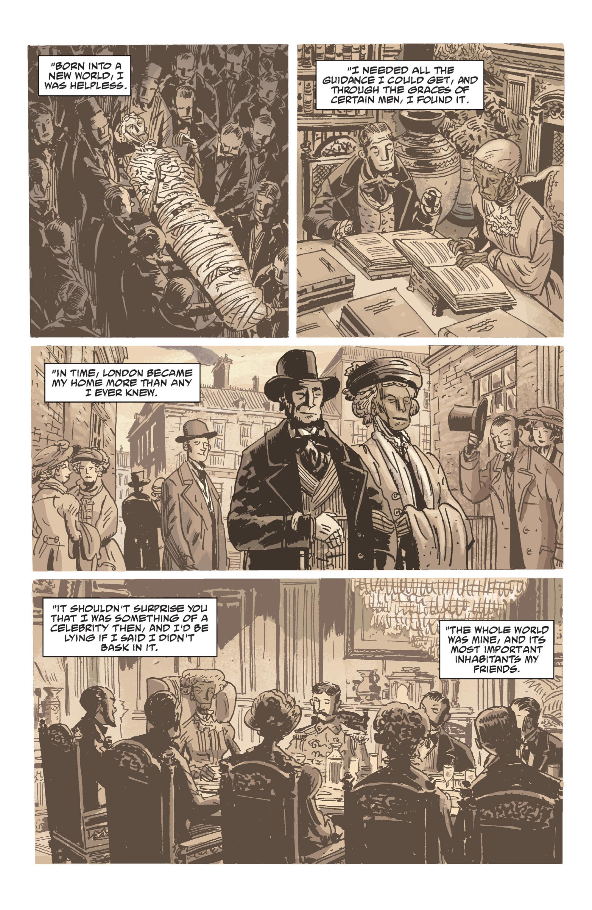Read online B.P.R.D. (2003) comic -  Issue # TPB 7 - 88