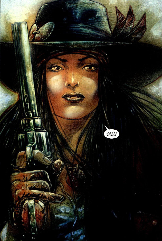 Read online Apache Skies comic -  Issue #1 - 11