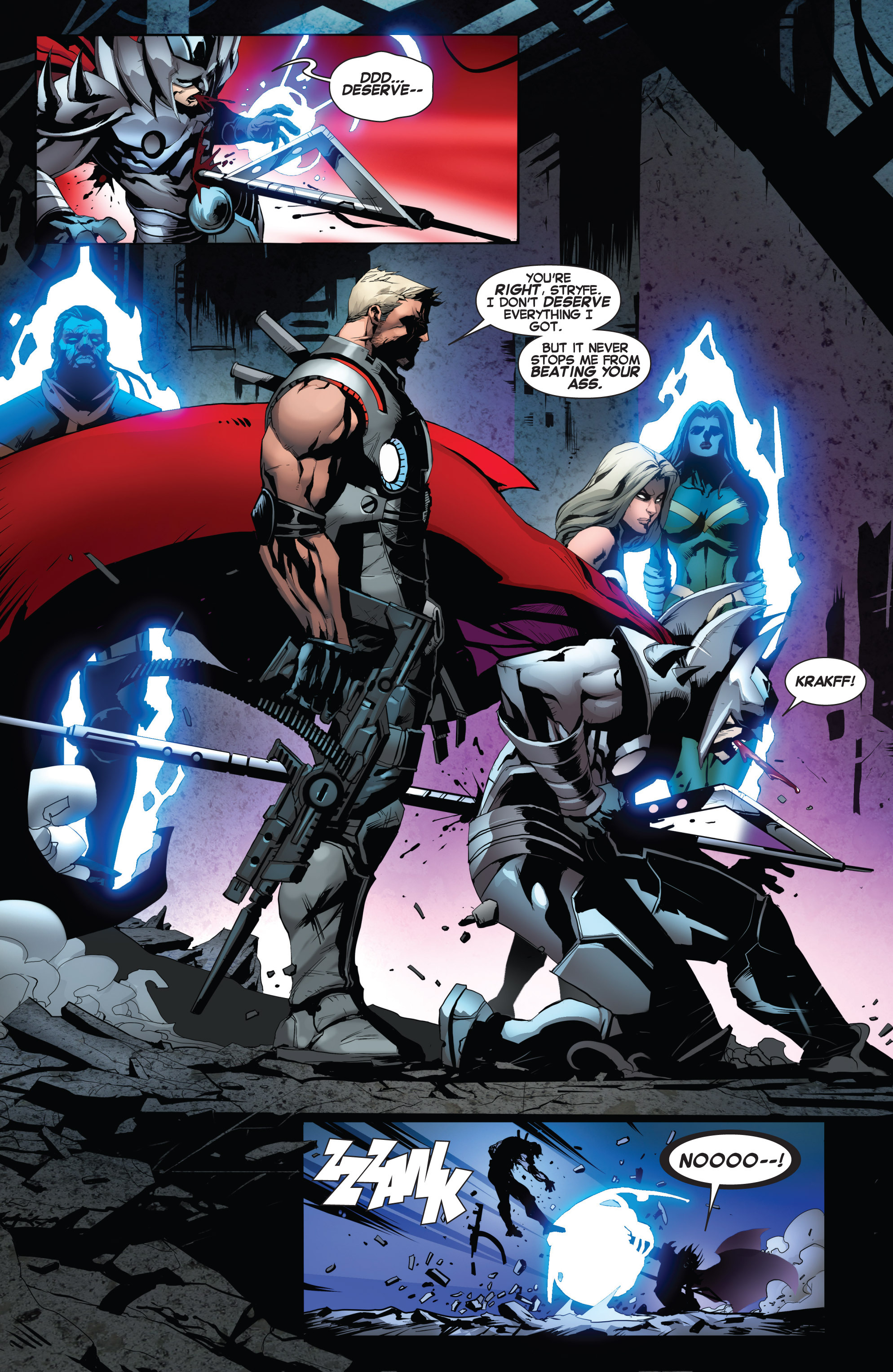 Read online Uncanny X-Force (2013) comic -  Issue #17 - 14