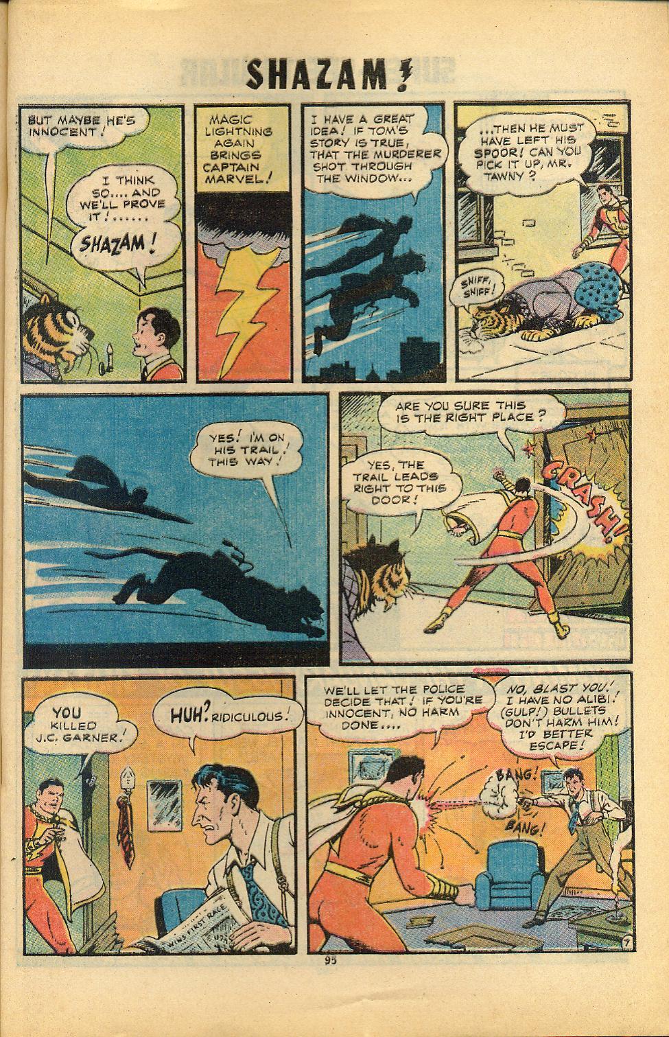Read online Shazam! (1973) comic -  Issue #8 - 95