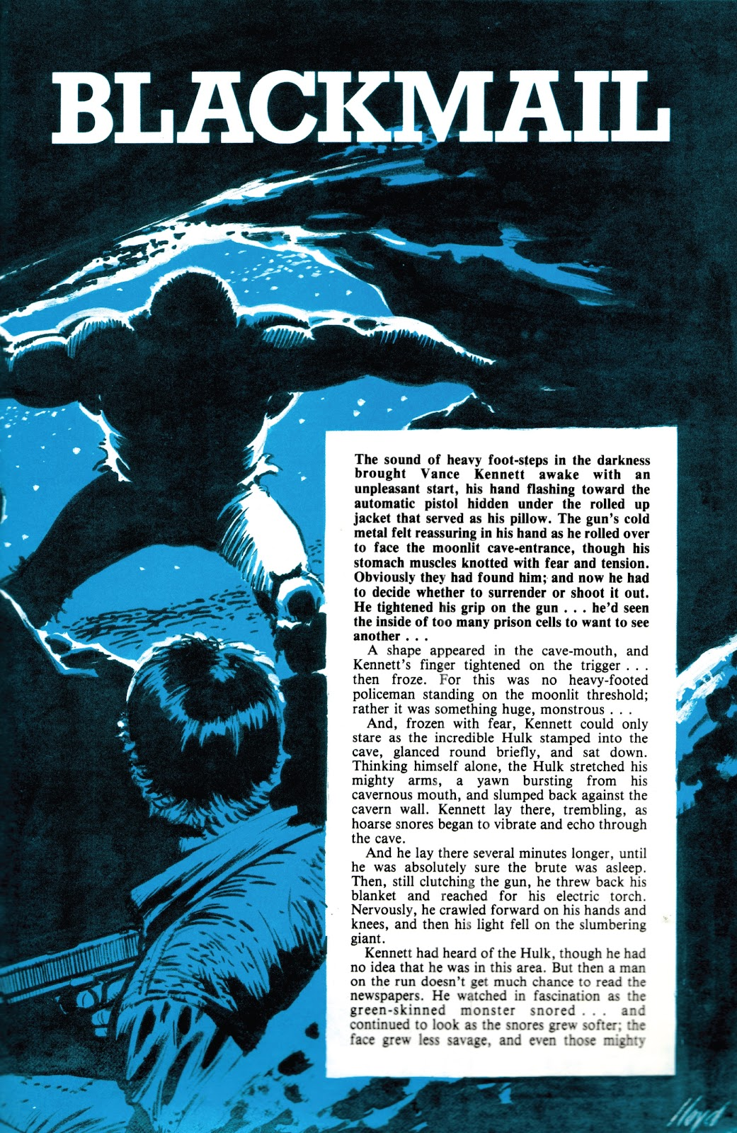 Read online Hulk: From The Marvel UK Vaults comic -  Issue # TPB (Part 2) - 61