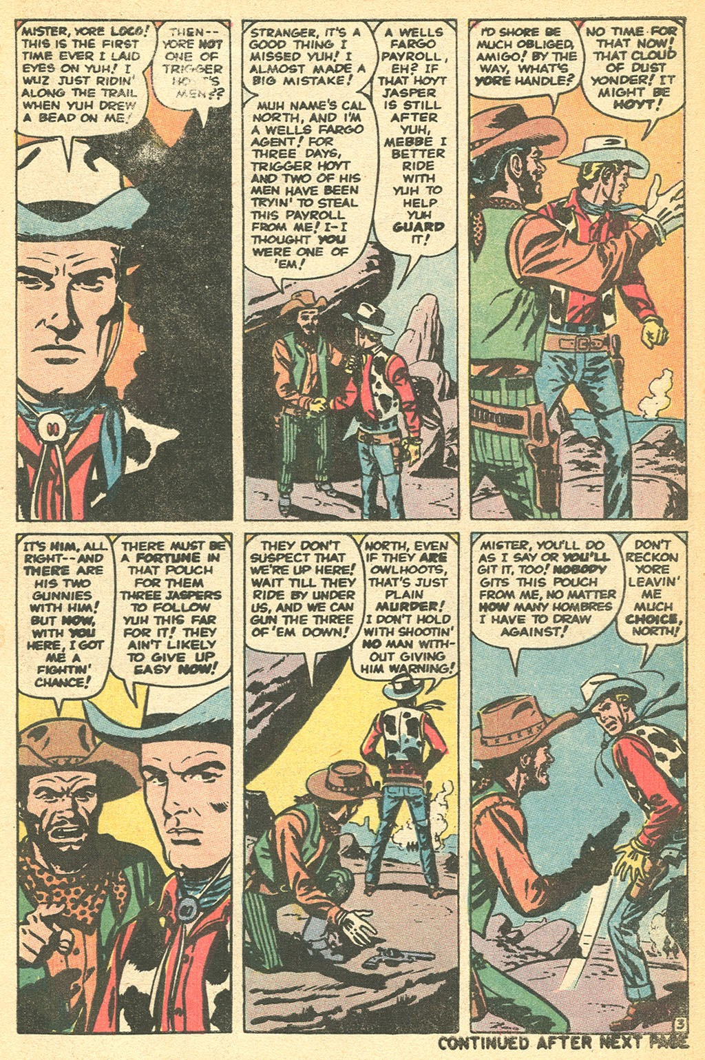 Kid Colt Outlaw issue 152 - Page 5