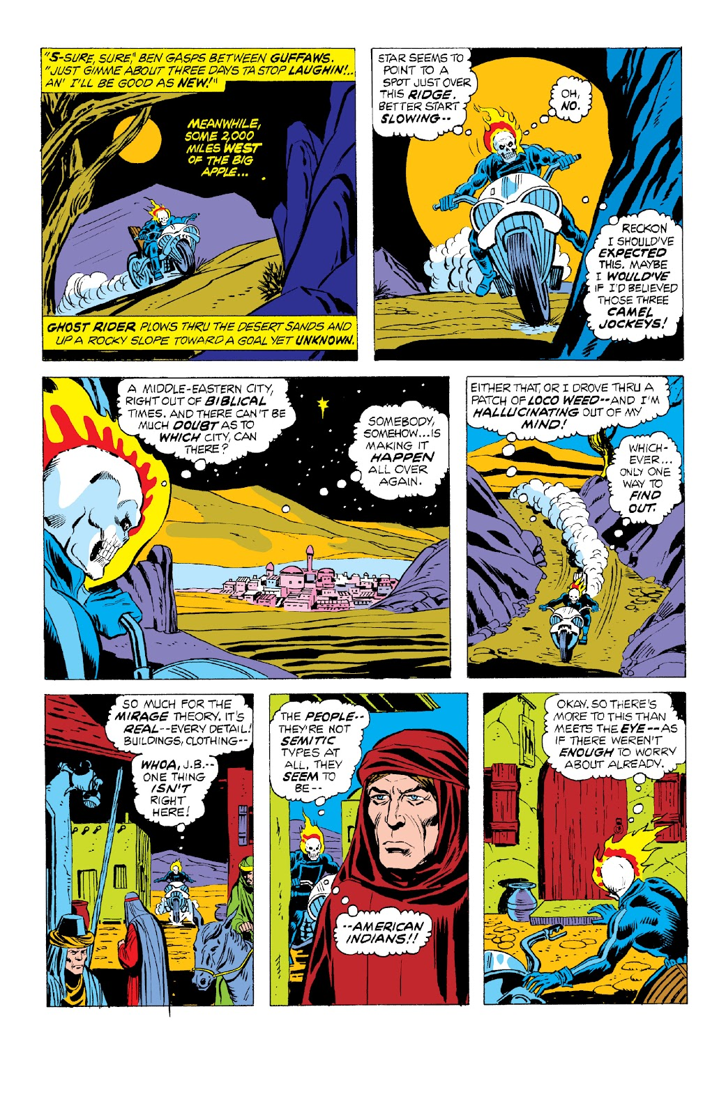 Read online Marvel Two-In-One Epic Collection: Cry Monster comic -  Issue # TPB (Part 2) - 85