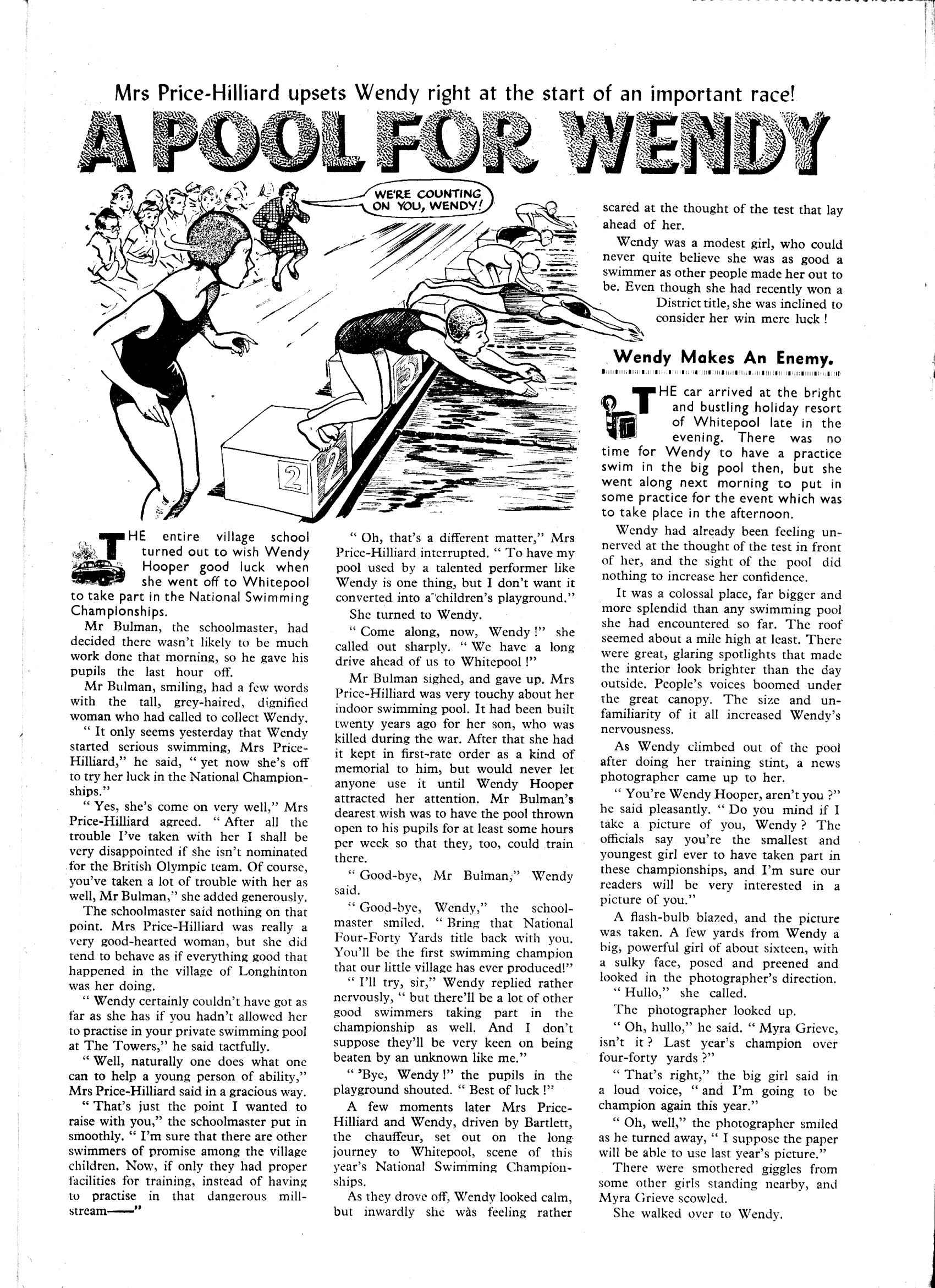 Read online Judy comic -  Issue #42 - 9