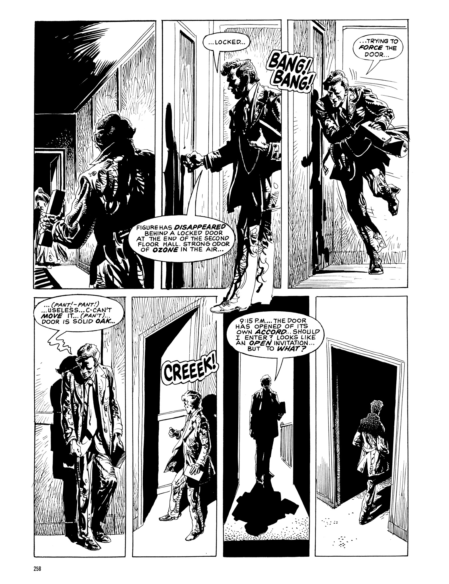 Read online Eerie Archives comic -  Issue # TPB 20 - 258