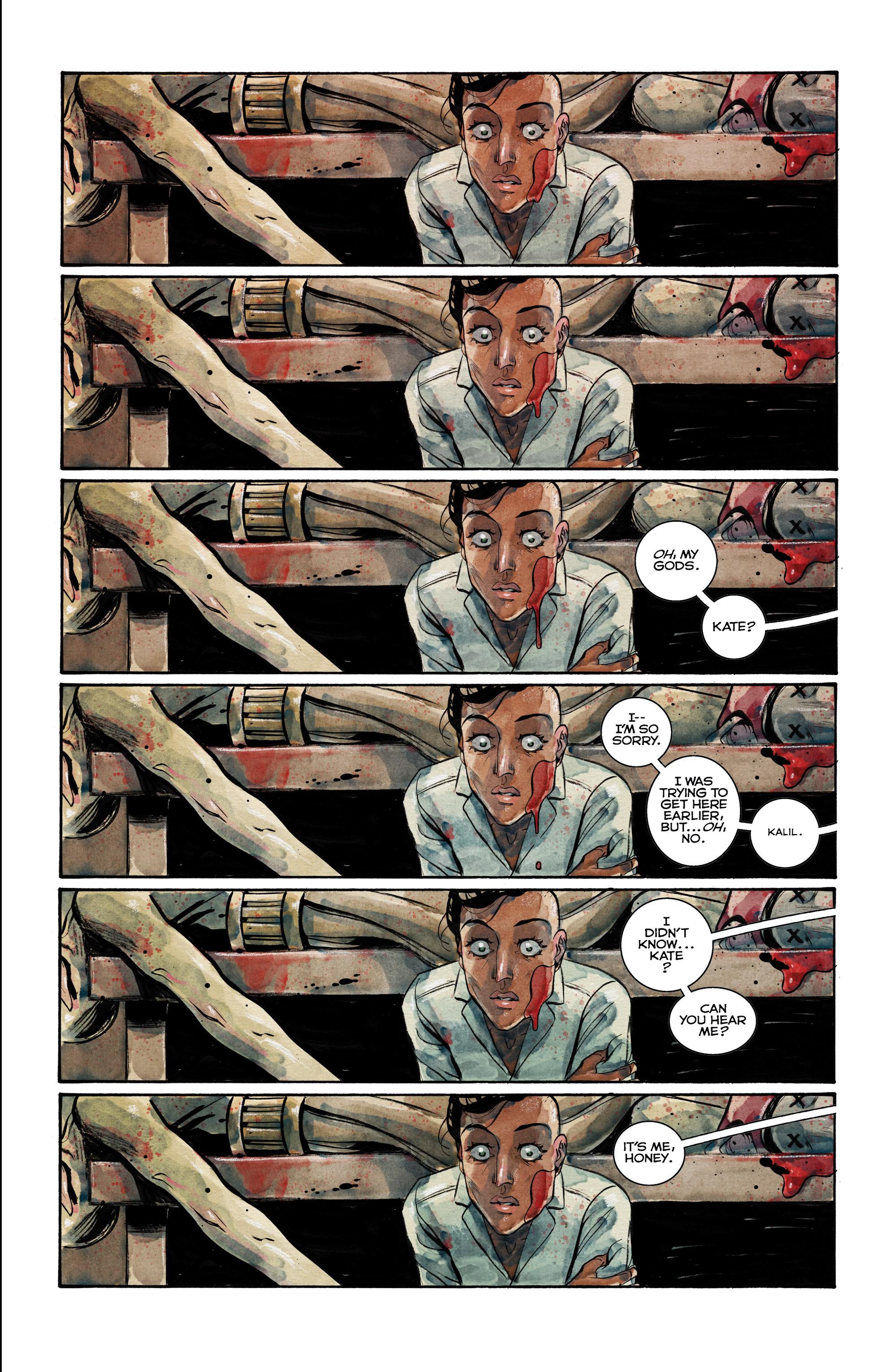 Read online Shutter comic -  Issue #22 - 23