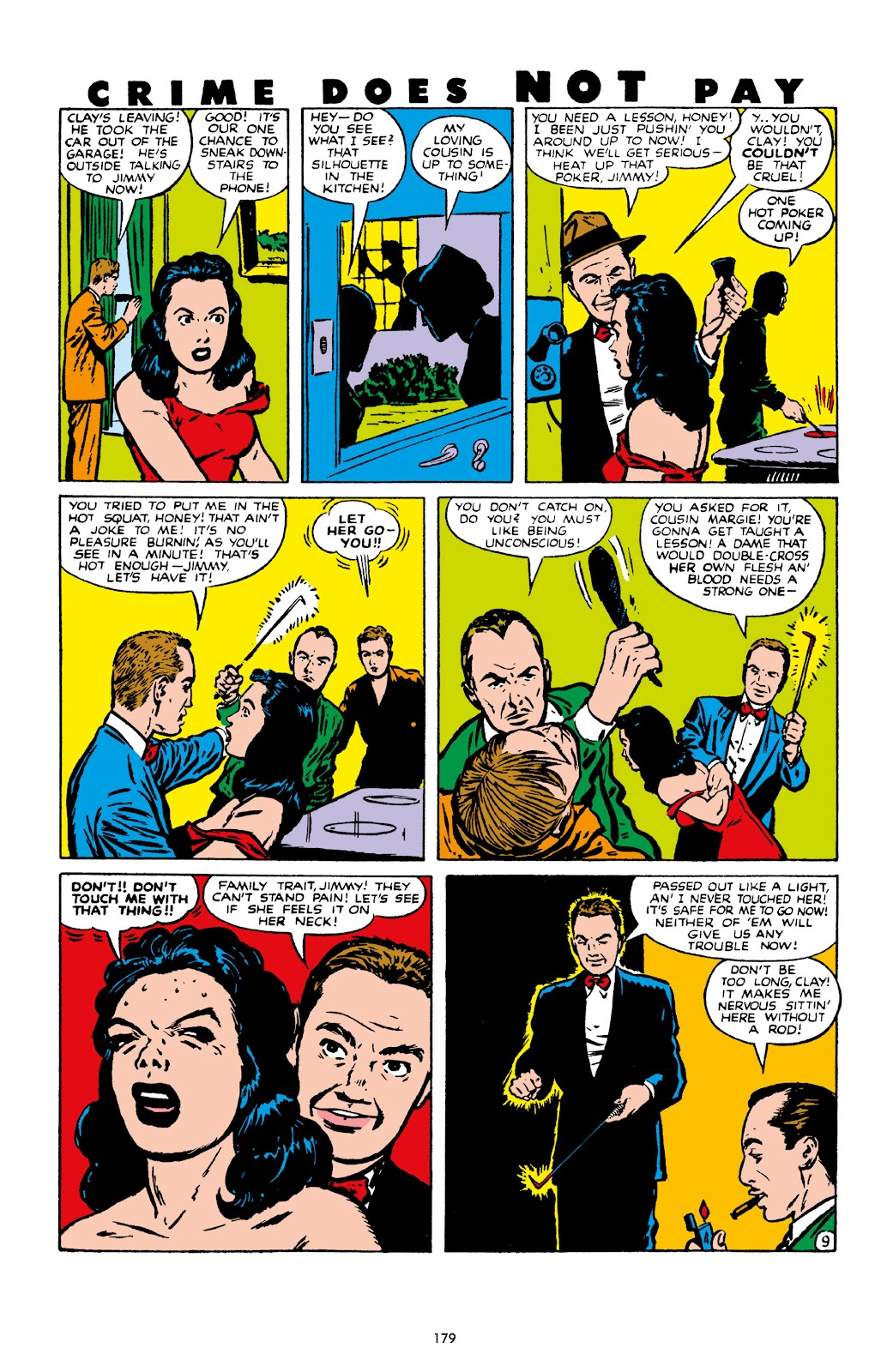 Read online Crime Does Not Pay Archives comic -  Issue # TPB 10 (Part 2) - 80
