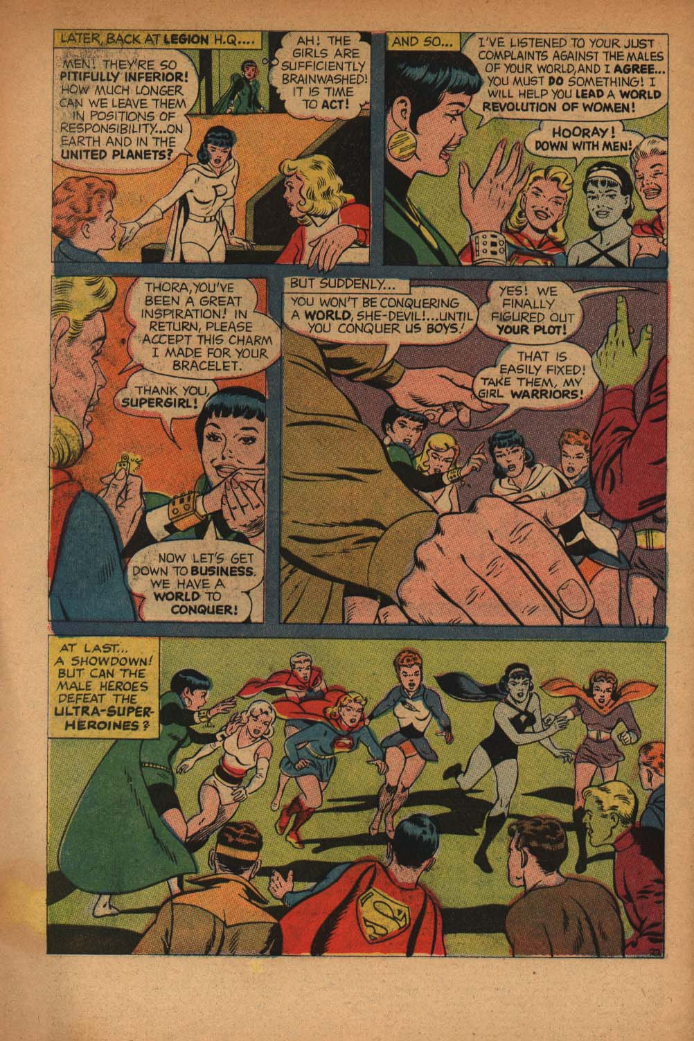 Read online Adventure Comics (1938) comic -  Issue #368 - 30