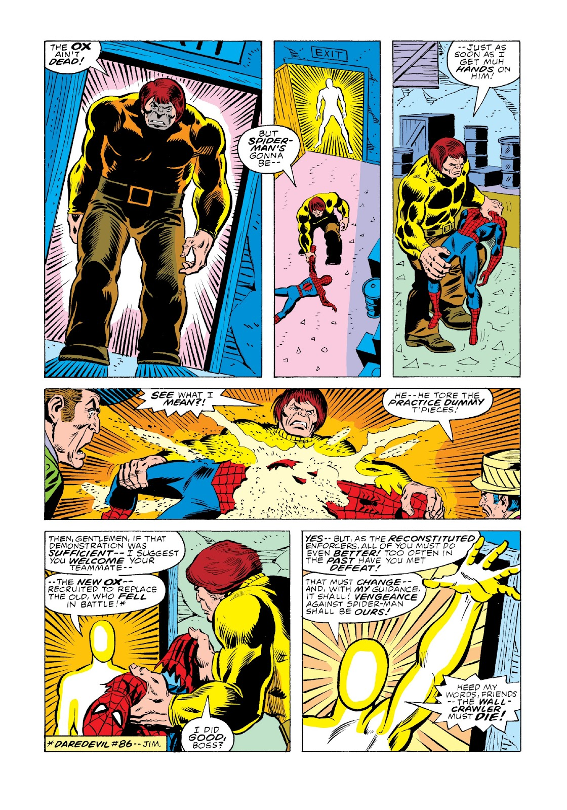 Read online Marvel Masterworks: The Spectacular Spider-Man comic -  Issue # TPB 2 (Part 1) - 67