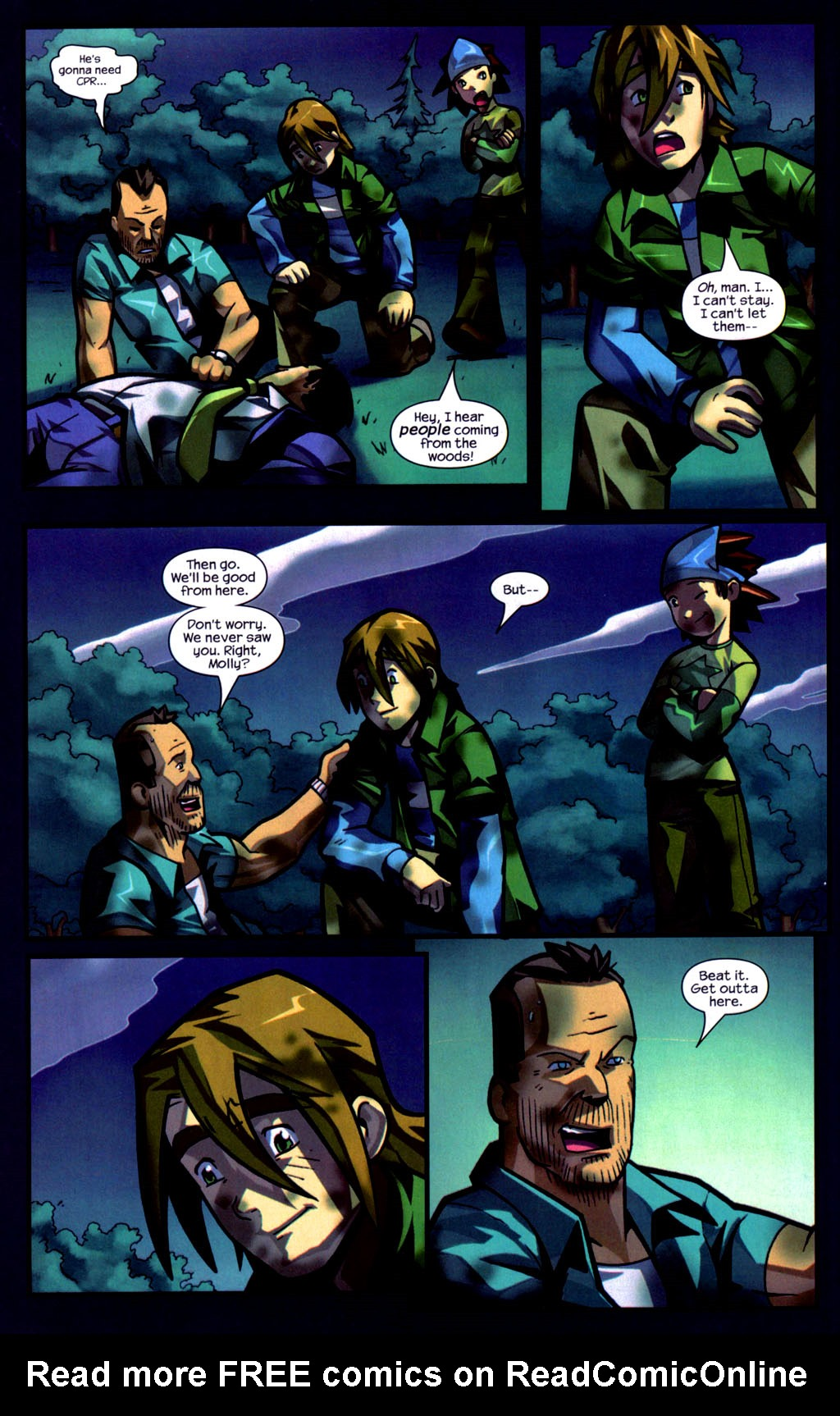 Read online Sentinel comic -  Issue #9 - 16