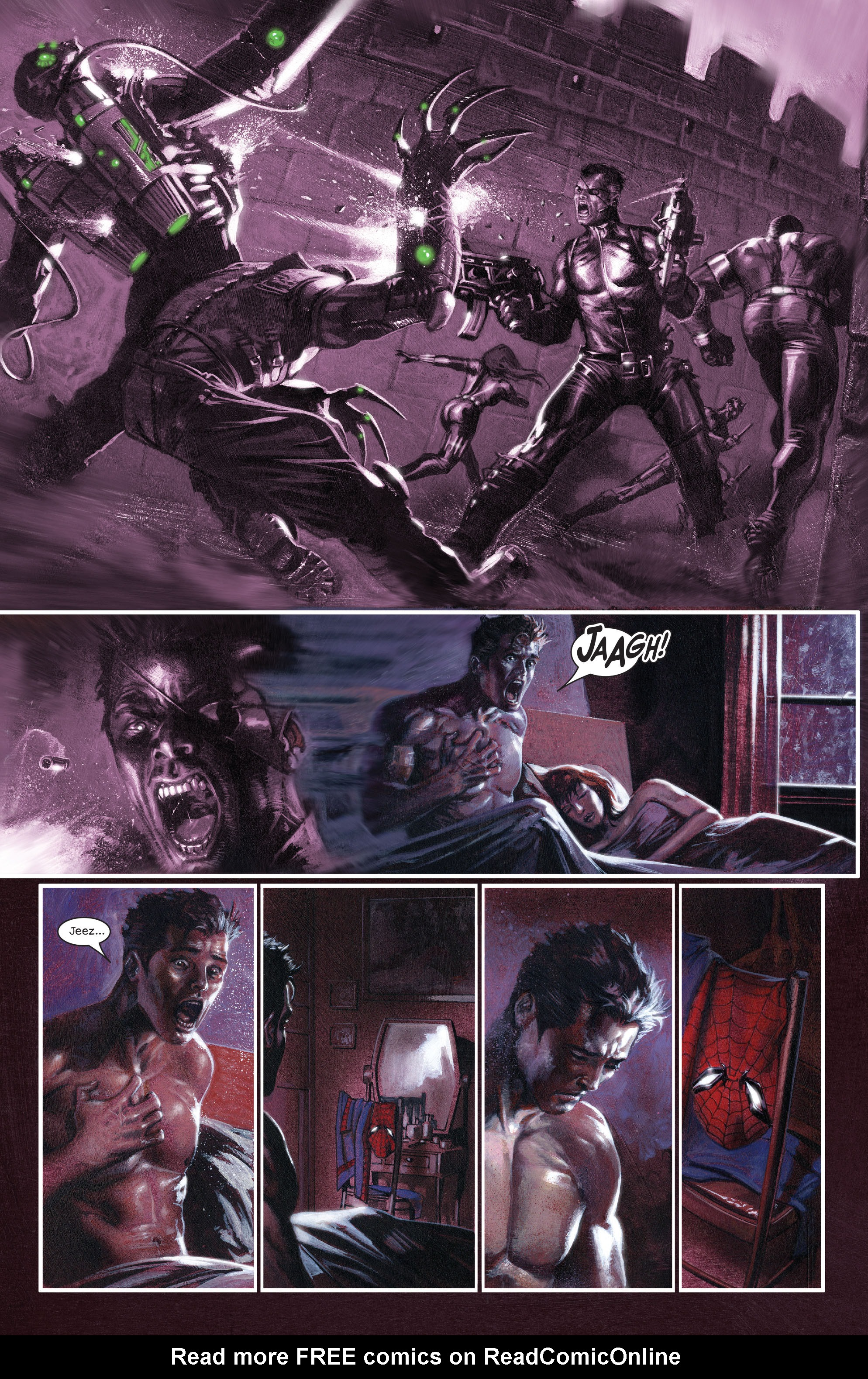 Read online Secret War comic -  Issue # Full - 56