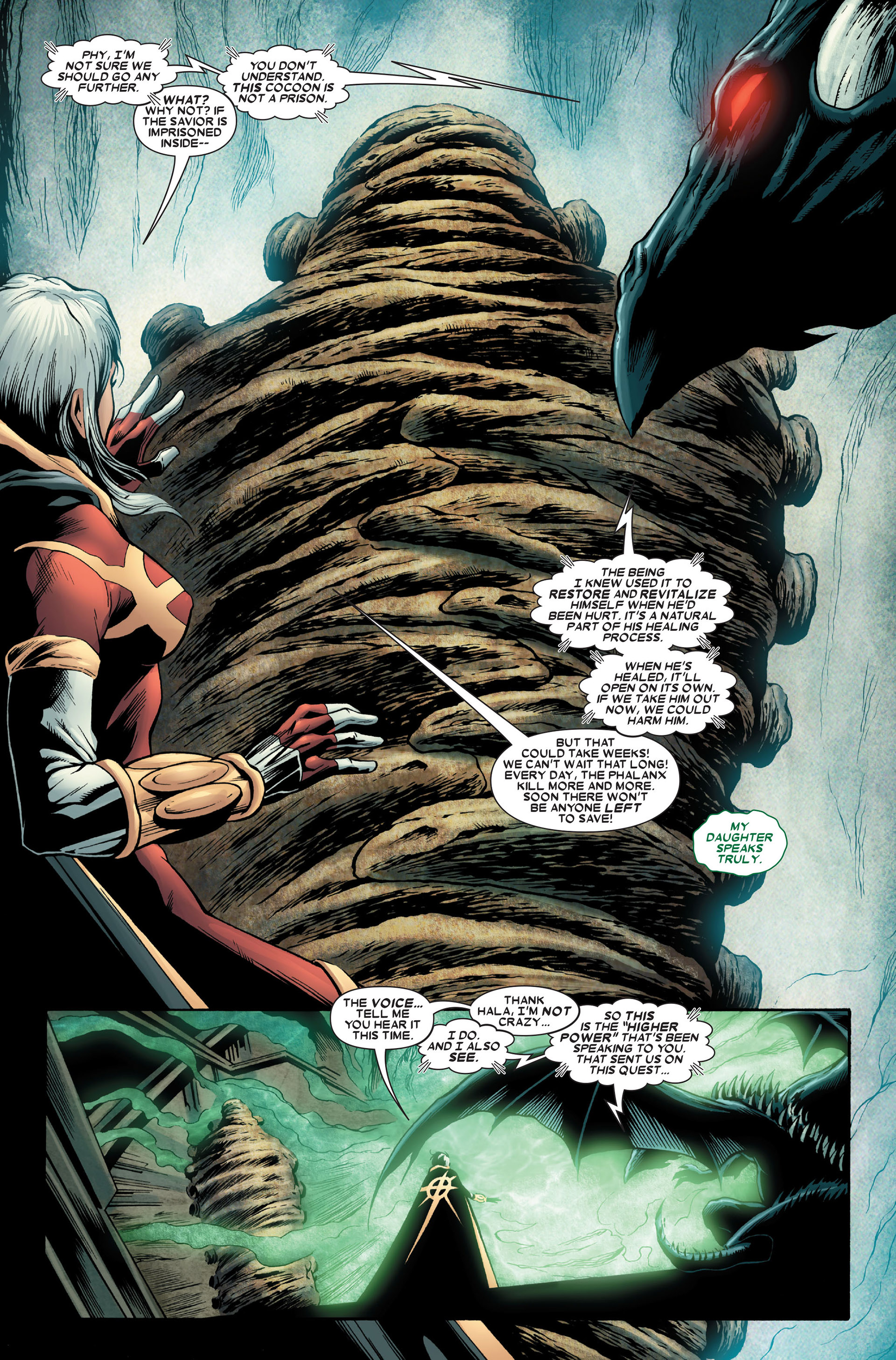 Read online Annihilation: Conquest - Quasar comic -  Issue #4 - 18