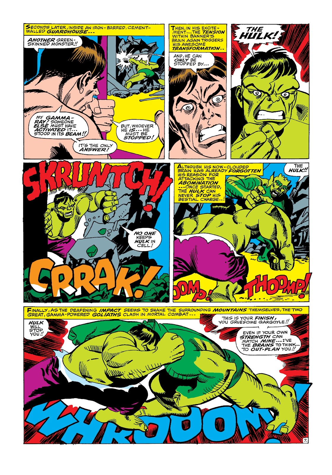 Read online Marvel Masterworks: The Incredible Hulk comic -  Issue # TPB 3 (Part 2) - 24
